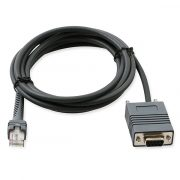 RJ45 to DB9 Female Serial Console Cable for Symbol LS2208 Bar Code Scanner
