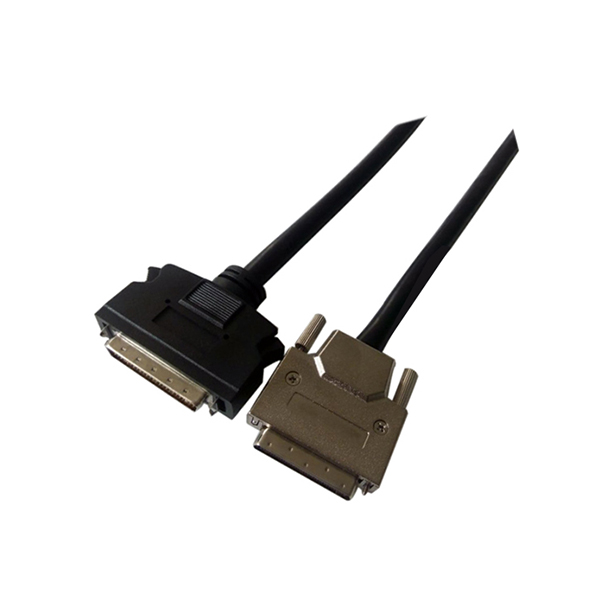 SCSI VHDCI 68 Male to HD50 Male Cable