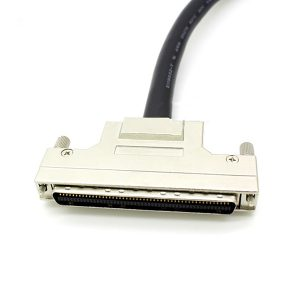 Centronics 100 pin male to male cable