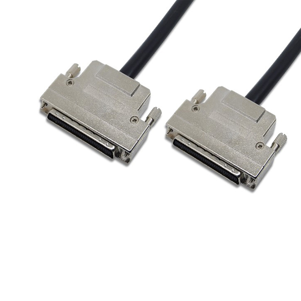 HPCN 68 male to male cable assembly with screw