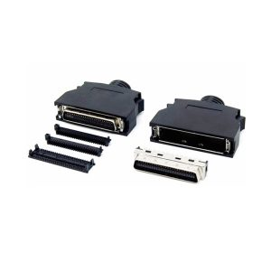 mdr 50pin scsi conenctor with clip