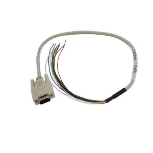 DB9 male to open ended cable