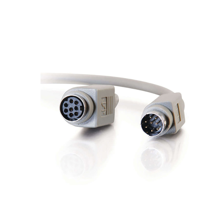 8-pin Mini Din Serial Extension Cable