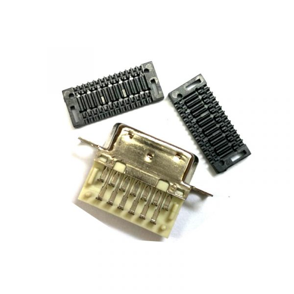 1.0mm Pitch 26 pin VHDCI male SCSI Connector