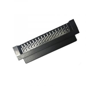 Right angle Mount DB68 female SCSI Connector