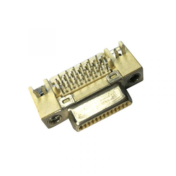 90 degree VHDCI 26Pin Female SCSI PCB Connector