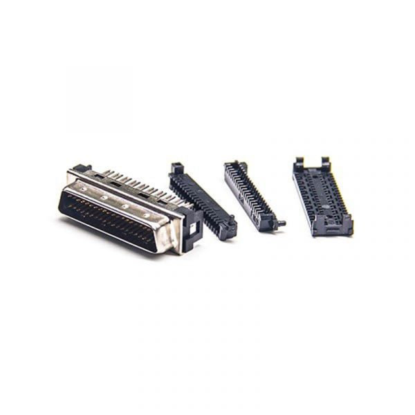 IDC type HD36 pin SCSI Plug Connector
