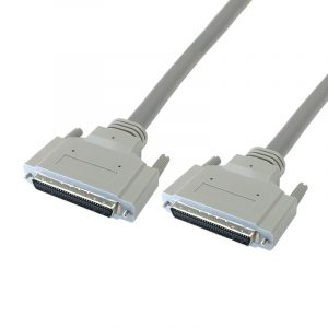 SCSI-3 68-Pin to SCSI-3 68-Pin Molded Cable