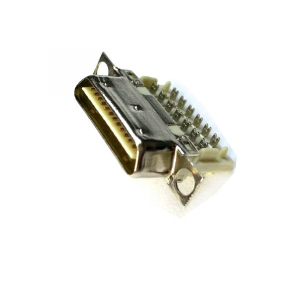 Pitch 1.0mm VHDCI 26 pin male Connector