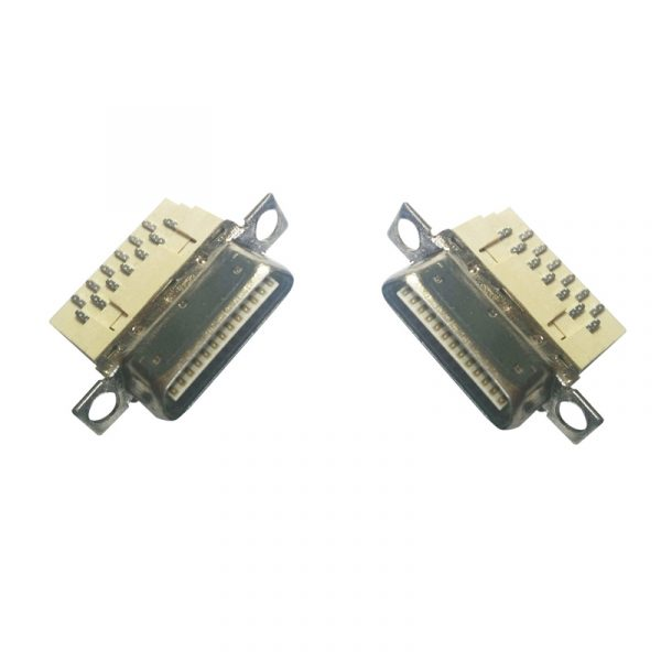 Solder Type 1.0mm Pitch VHDCI 26 pin Connector