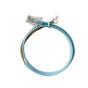 RJ45 male Connector to 1.25mm 4 pin Pitch Cable