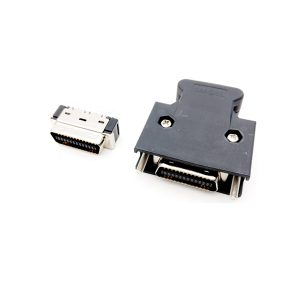 Solder Type SCSI MDR 26 pin Cable Connector