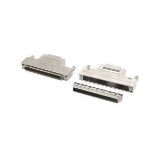 SCSI DB 100 pin male solder Connector