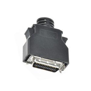 solder type SCSI MDR 26 connector