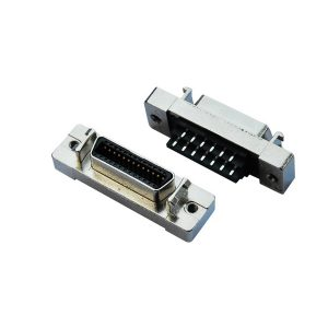 SCSI HPCN 20 pin female connector