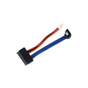 Samtec 4 Pin to SATA 7 Pin and 16 Pin SATA Cable