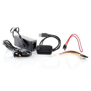 USB 2.0 to SATA / IDE Combo Adapter