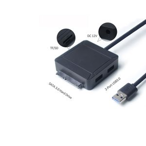 usb 3.0 to sata card reader combo cable