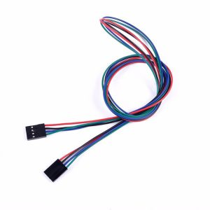 2.54 mm 4 Pin Female to Female Jumper Dupont Cable