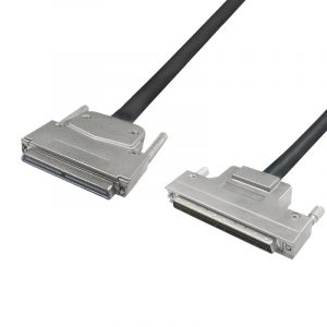 Micro DB 100 pin to HDRA 100 pin SCSI Cable