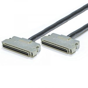 MDR100 pin to MC100 pin Cable with Latch Clip